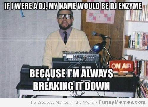 Pinterest DJ Enzyme