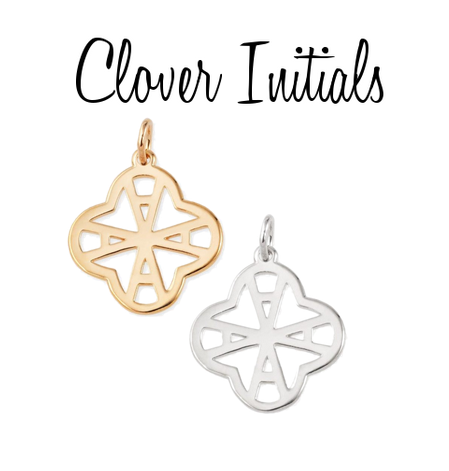 Clover initials