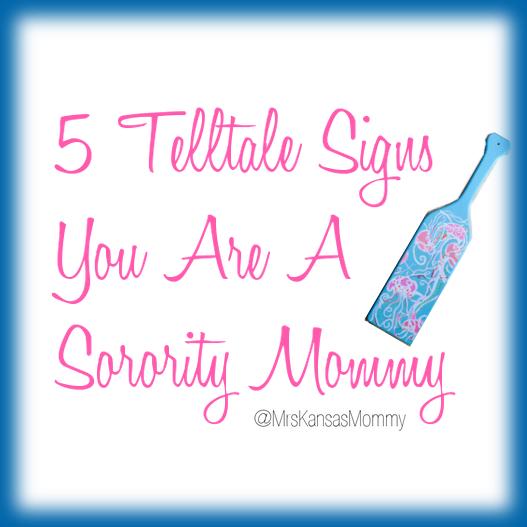 Sorority Mommy