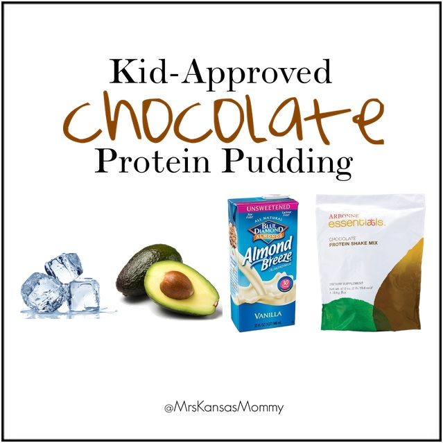Chocolate Protein Pudding