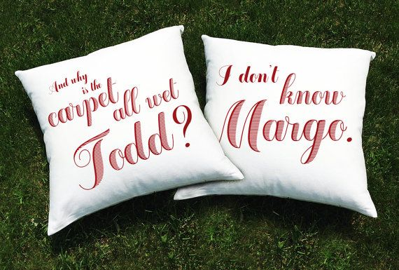 Vacation Pillows