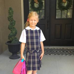 Avery first day