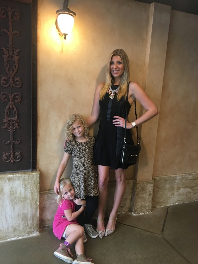 Emily Kuhlman and Daughters