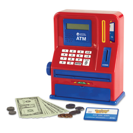 Pretend and Play ATM