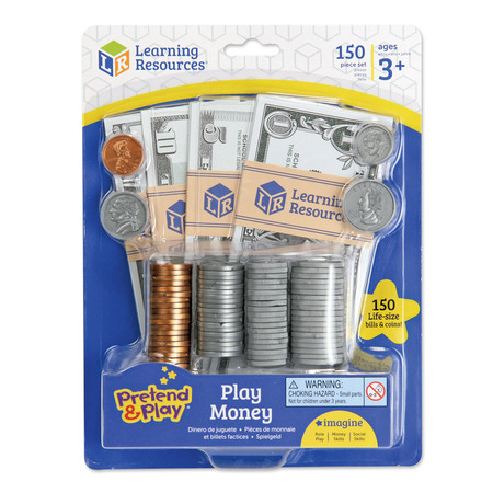 Pretend and Play Money