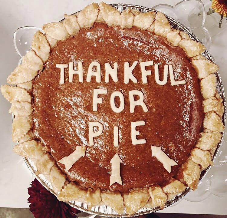 Thankful For Pie